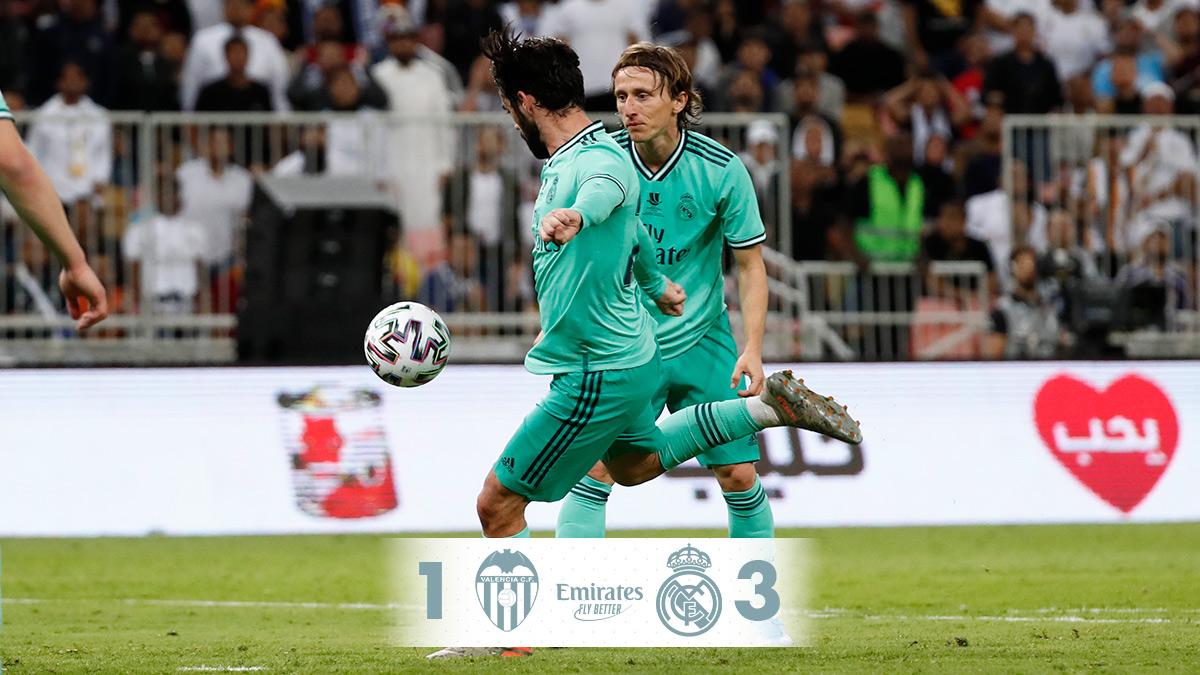Valence-Real Madrid