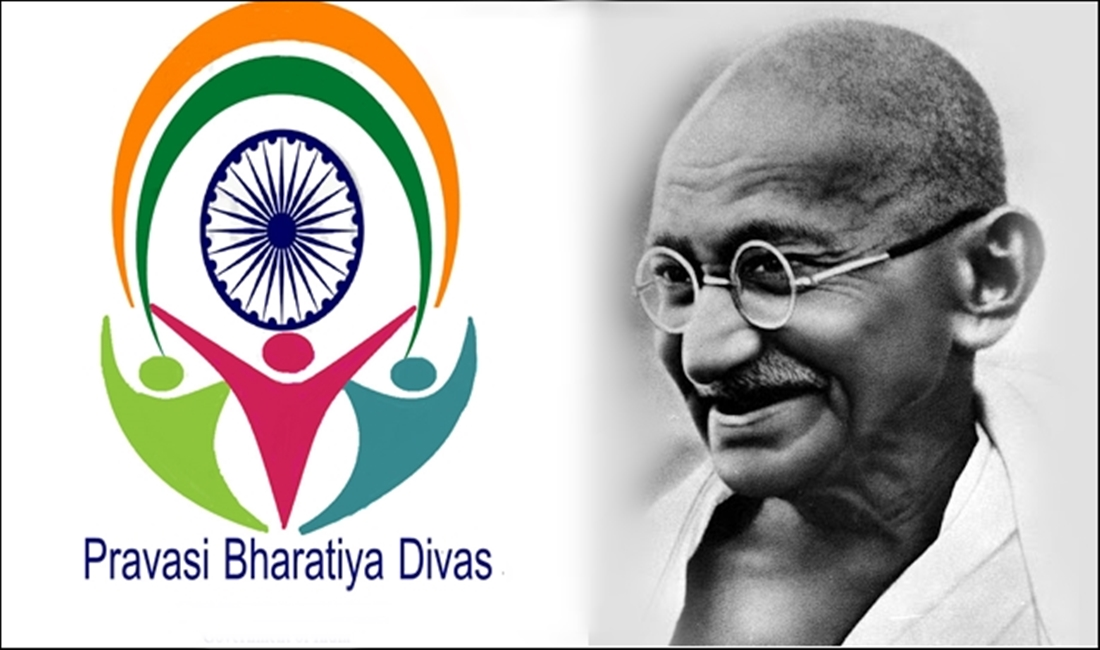 Today is Pravasi Bharatiya Divas. The day is celebrated every year to mark the contribution of overseas Indian community in the development of India. It also commemorates the return of #MahatmaGandhi from South Africa to India on 9 January 1915.