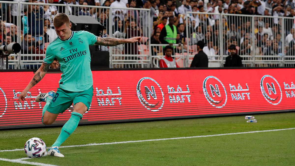 Тони Кроос, Валенсия - Реал Мадрид