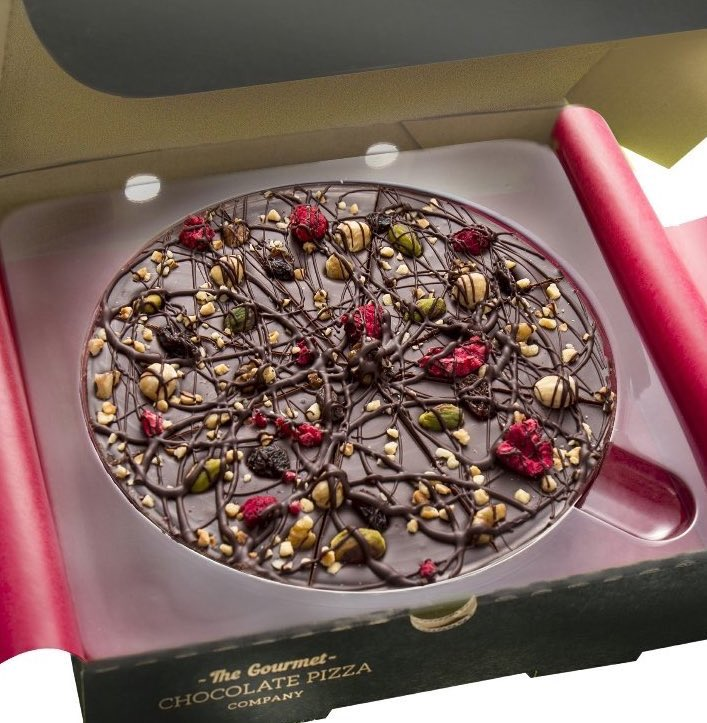 Gourmet Chocolate Pizza Co At Chocpizzaco Twitter