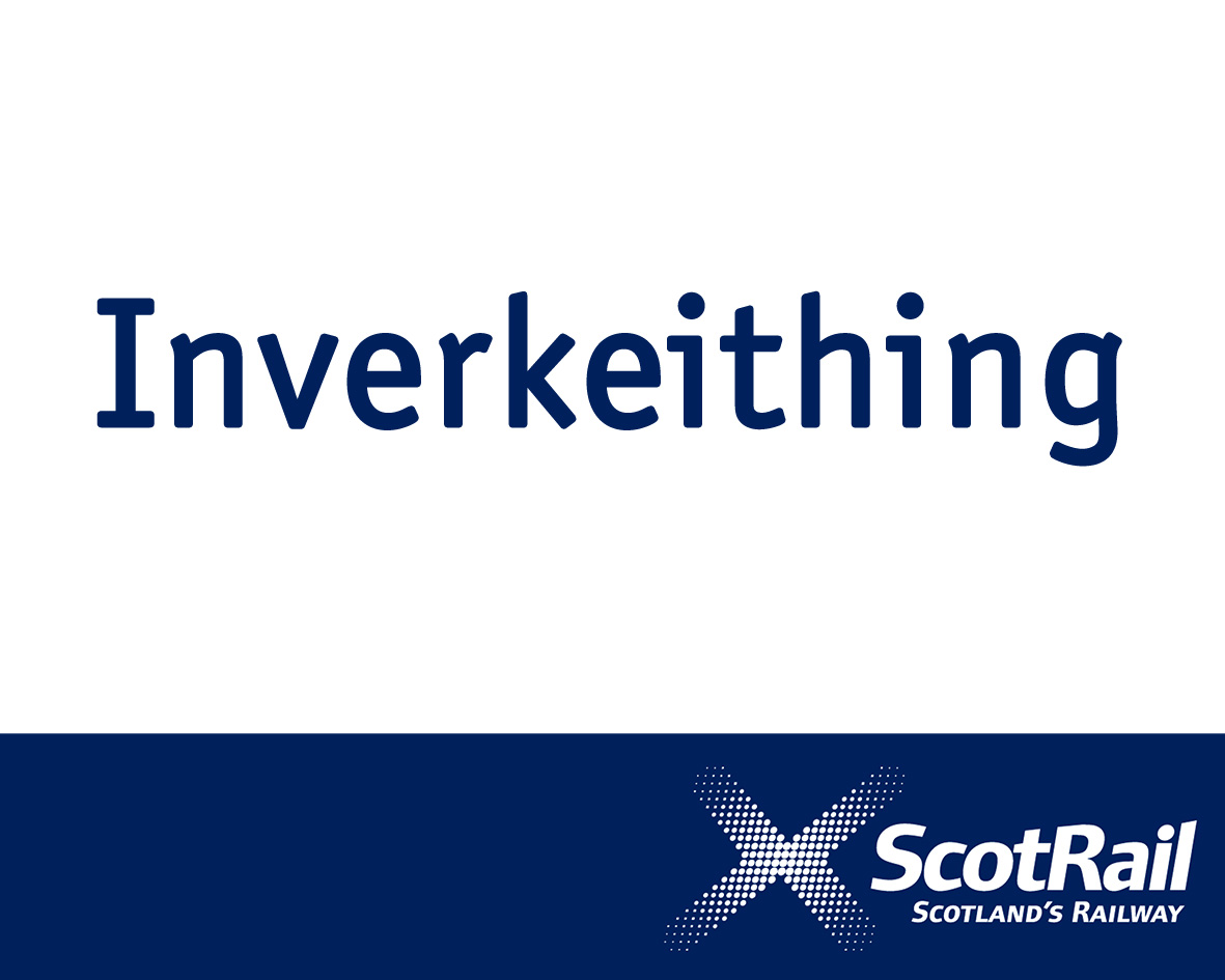 NEW: Due to a fault with the signalling system at Inverkeithing trains have to run at reduced speed. Train services running through this station will be delayed by up to 10 minutes. ^Megan https://t.co/GgyEWVuR1R