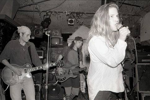 Happy Birthday to the late Andrew Wood of Mother Love Bone!!!