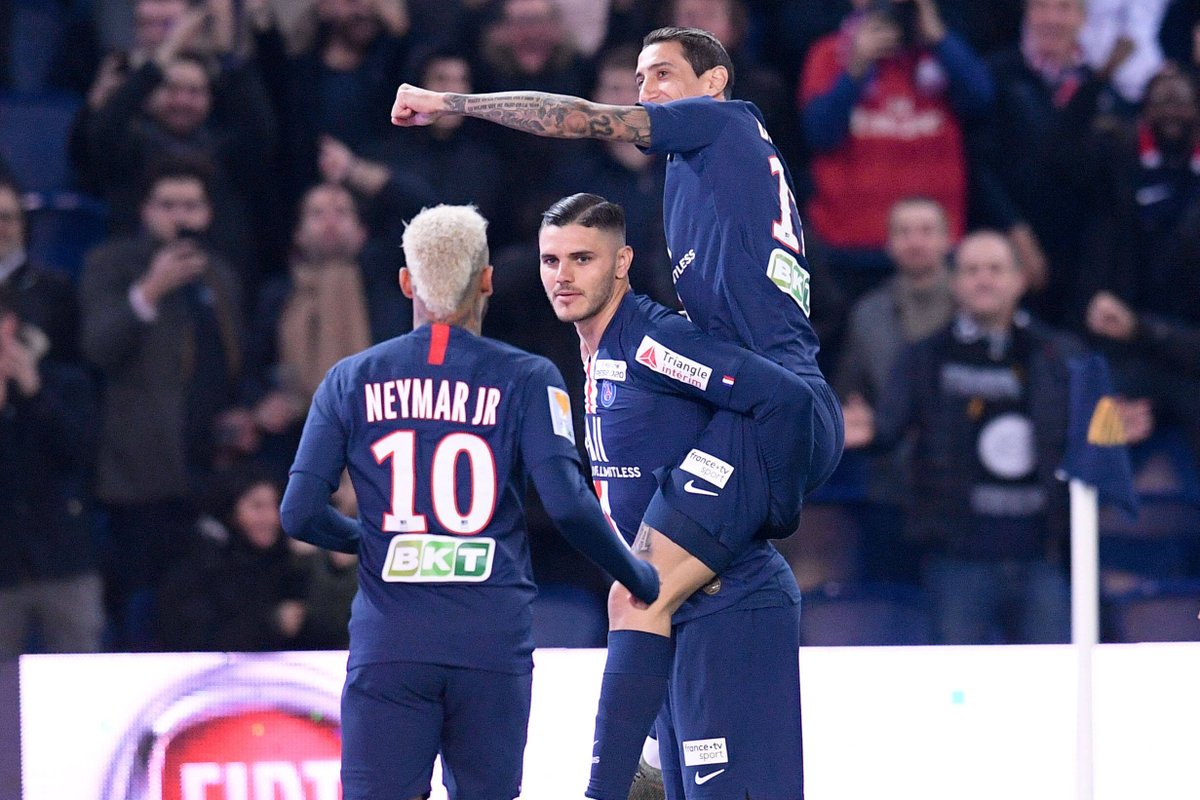 Video: PSG vs Saint-Etienne Highlights