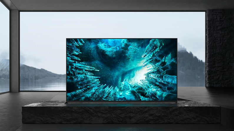ICYMI: Introducing the new Sony Z8H 8K HDR Full Array LED Android Smart TV #SonyCES #Sony8K http://bit.ly/SonyZ8H