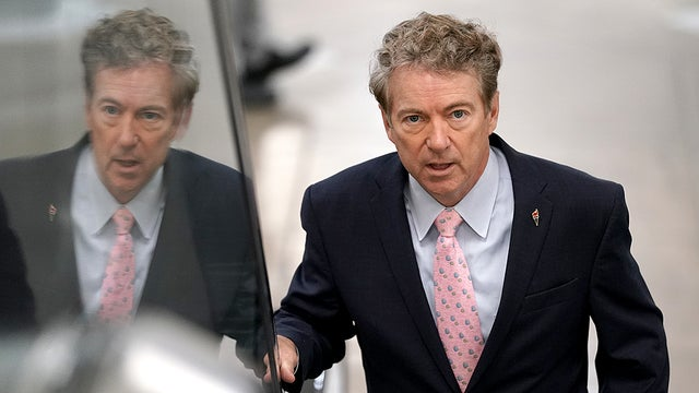 Paul fires back at Graham over Iran criticism: 'He insults the Constitution' hill.cm/8GLKQBJ