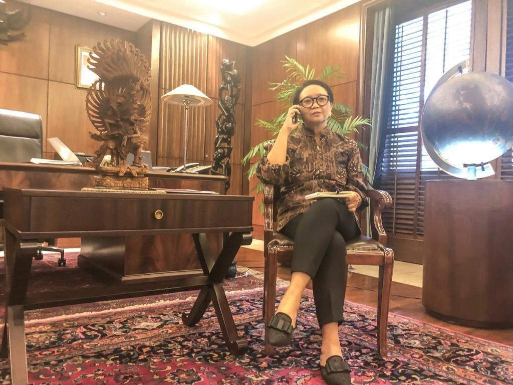 @Menlu_RI's photo on Pham
