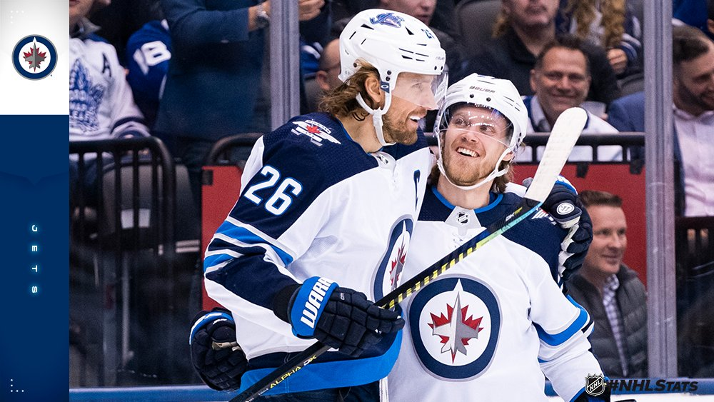 Most road wins, 2019-20:17 - Capitals14 - @NHLJets14 - Avalanche14 - Coyotes#NHLStats