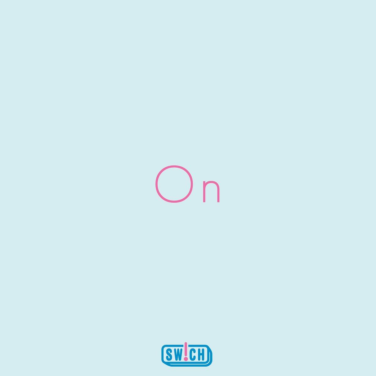 💿SW!CH楽曲配信中💿『On』『Off』はSpotify、Apple Music、LINE MUSICやGoogle Play他各種サービス配信されてます🙌Apple MusicSpotifyLINE MUSICGoogle Play