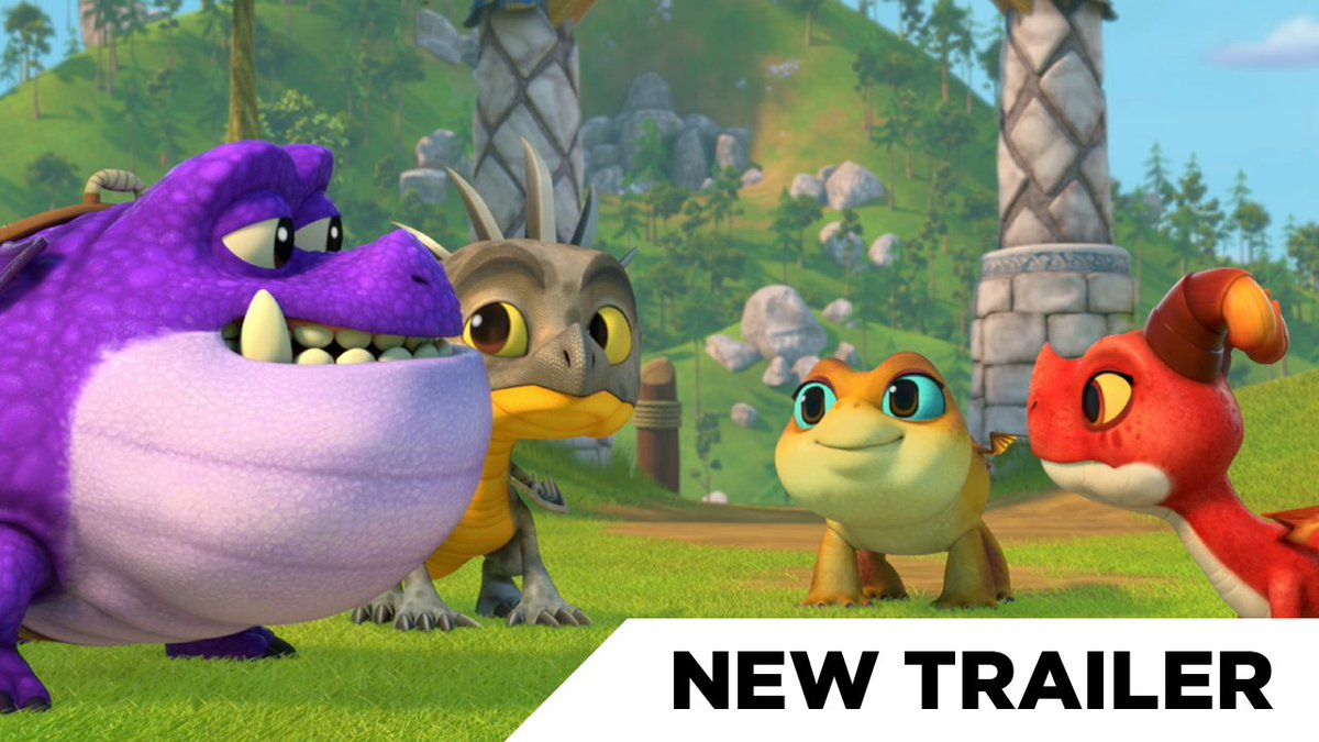 The Rescue Riders are back for more big adventures! Dak, Leyla and their dragon friends work together to save the day in all-new episodes of Dragons Rescue Riders, coming to @Netflix February 7! #DragonsRescueRiders #DreamWorksJr