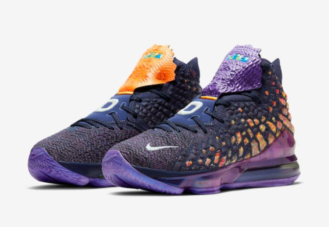 Nike LeBron 17 Space Jam Monstars #kicks #sneakers #shoes #Nike #spacejam #monstars #lebron #basketball #NBA #nbakicks #basketballkicks