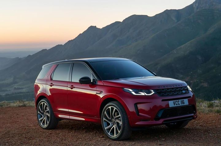 Discover your inner outdoorsy self inside the #LandRover #Discovery Sport!  #Follow the link to #book your test #drive  #UK #RT #NEWS #Tech #Travel #Nature #Cars #JK