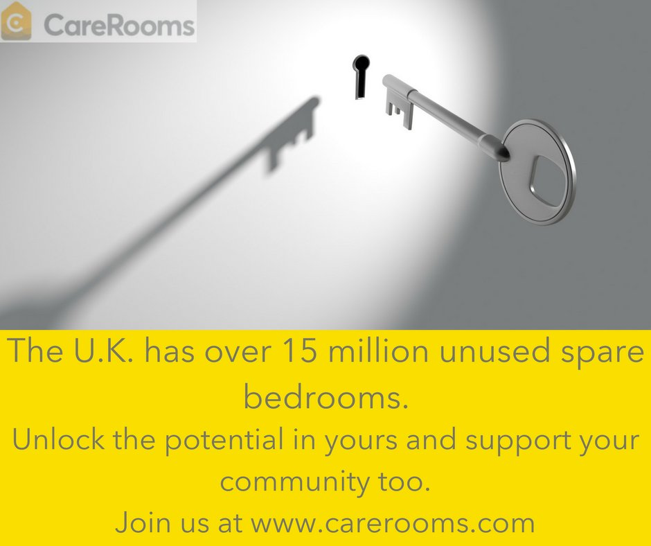 Becoming a CareRooms Host lets you join a community of like minded people helping improve the lives of people locally, while being fully supported.To apply, simply register here: http://bit.ly/welcomehosts  #recoverincomfort #care #respite