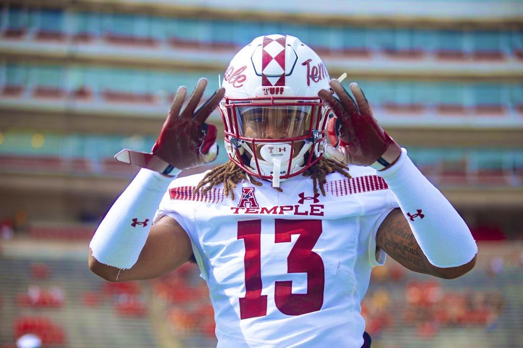 Extremely Blessed To Receive An Offer From ...... Temple University ❤️ #TempleTuff