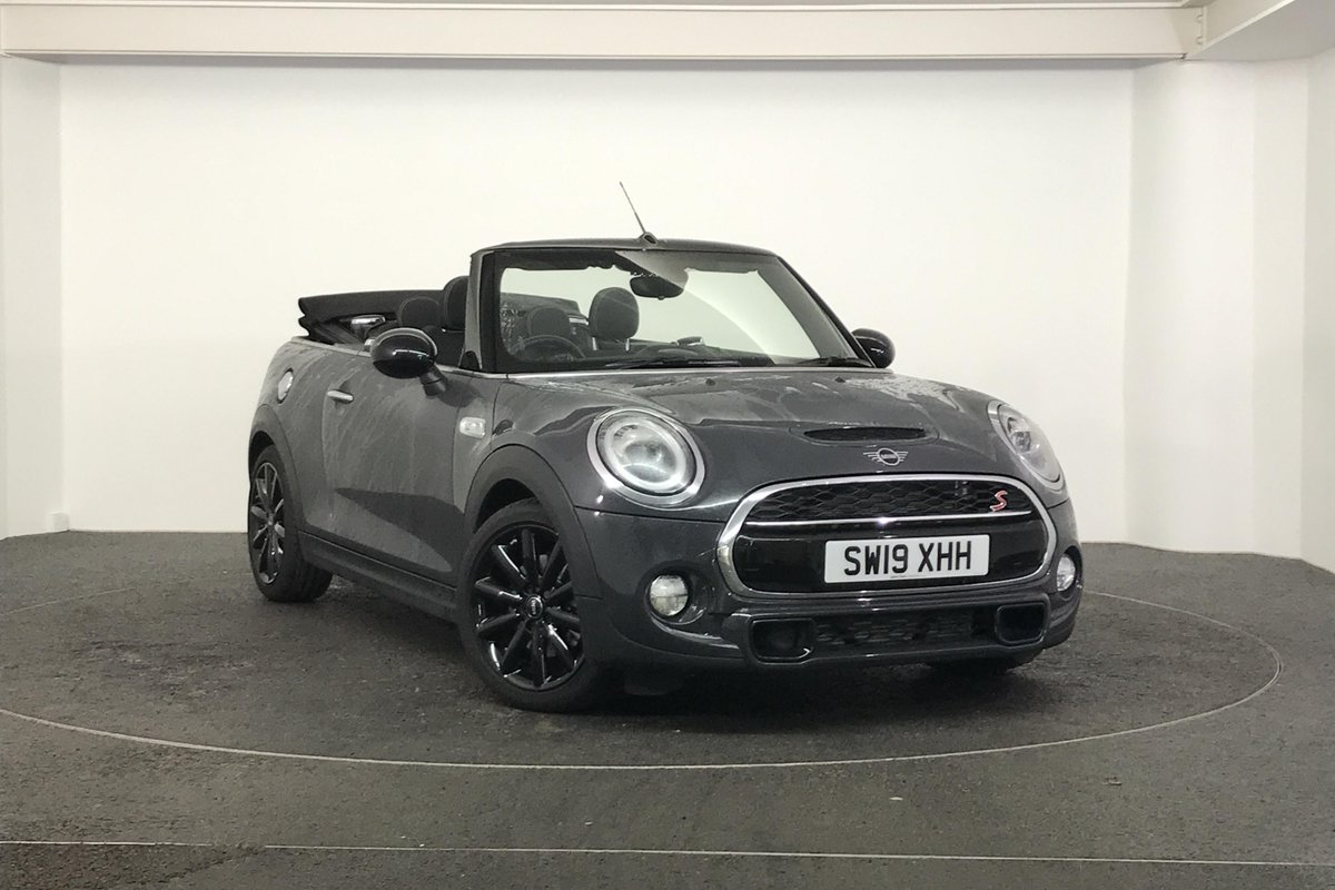 John Clark MINI #Aberdeen The 2019 #MINI #Convertible Cooper S Was £22,990 – Now £19,490! #Save £3,500 Current Mileage – 1,450 miles on the clock!  #Follow the link to #book your test #drivehttp://bit.ly/368fW9l #Scotland #News #RT #FF #FollowME #SoUGoFollow #相互フォロー