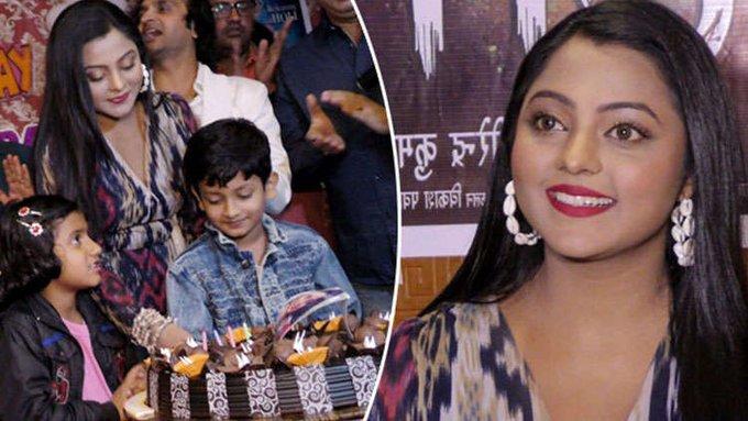 Bhojpuri Actress #KajalYadav