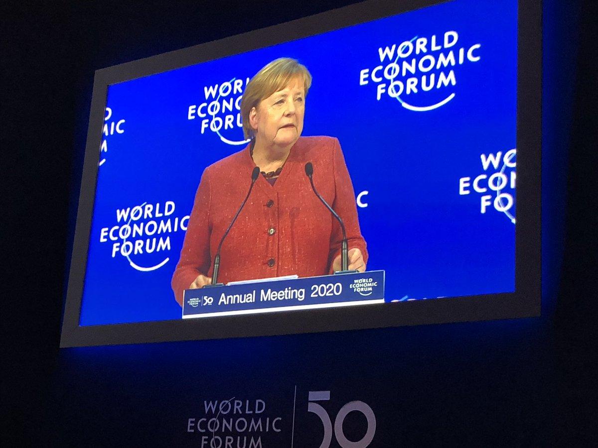 #WEF20