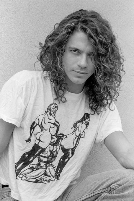 Happy belated birthday in rock star heaven to Michael Hutchence!