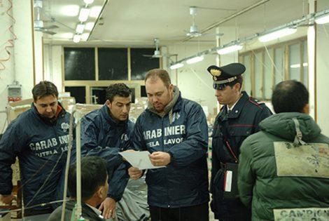 Blitz dei carabinieri in negozi cinesi, sale scommesse ed aziende edili: 6 denunce e multe per 198mila euro - https://t.co/pekgHaCW86 #blogsicilianotizie