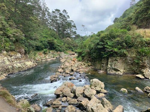 If you like hikes, then check out this superb trail in New Zealandhttps://buff.ly/35w0Tqo#hiking #NewZealand #travelwithkids