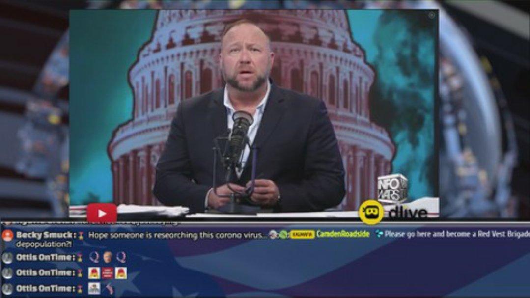 PeteSantilli is streaming News on DLive! dlive.tv/PeteSantilli?r…