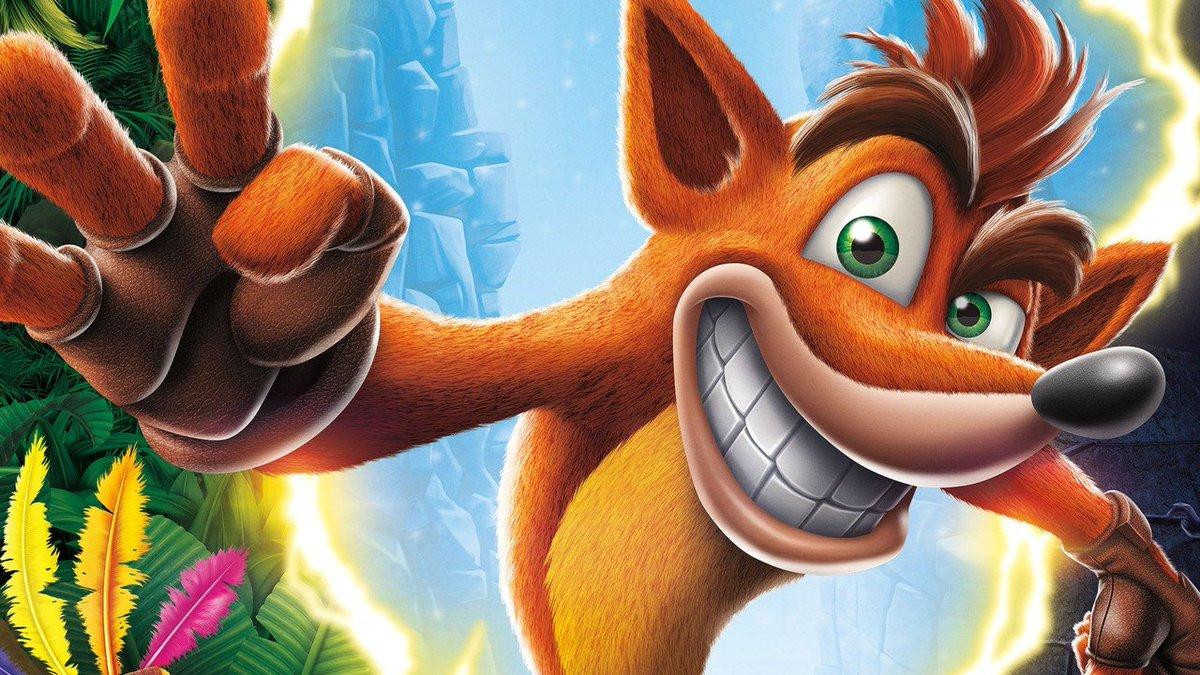 Super Smash Bros. Ultimate, Crash Bandicoot sarà il prossimo DLC? instant-gaming.com/it/6205-compra…