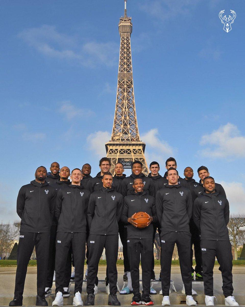 Bucks In Paris.