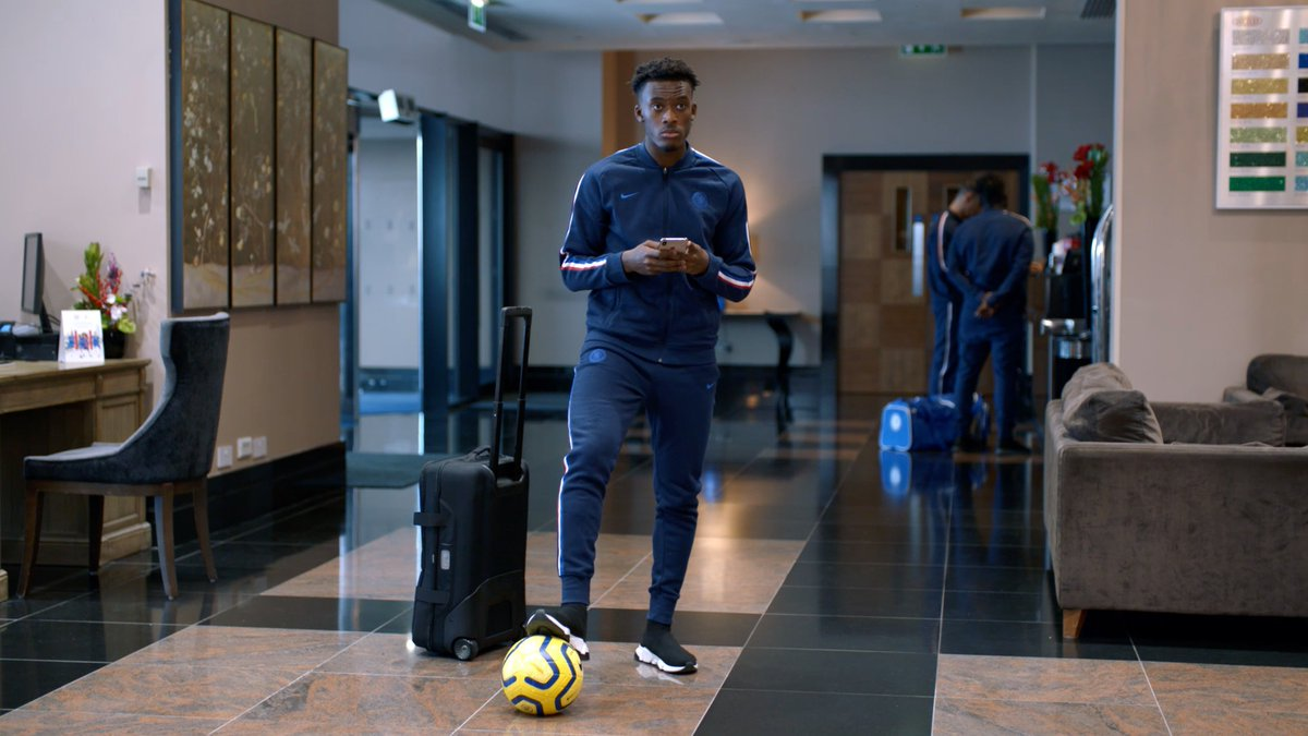 You don't have to be a Chelsea player to #GetTheChelseaTreatment! We #StayAllTogether at @Millennium Hotels. 🏨