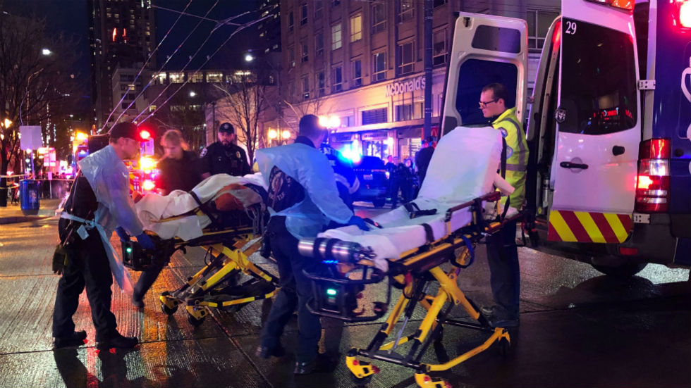 JUST IN: One person killed, 7 more injured in shooting in downtown Seattle hill.cm/tHJ3prQ