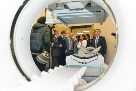 Medicina di precisione e attrezzatura all'avanguardia, inaugurato il laboratorio di imaging  dell'Ismett - https://t.co/Vf6nyrKhyS #blogsicilianotizie