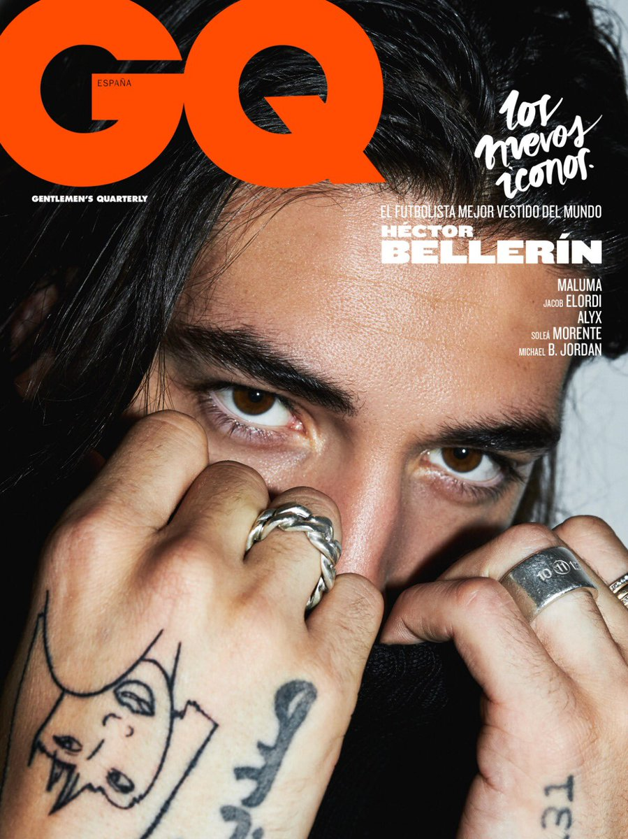 Gracias @GQSpain for la cover!