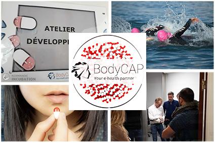 Merci @BodyCap d'accueillir notre comité de sélection cet après-midi ! La #startup Normande @BodyCap a mis au point une gamme…