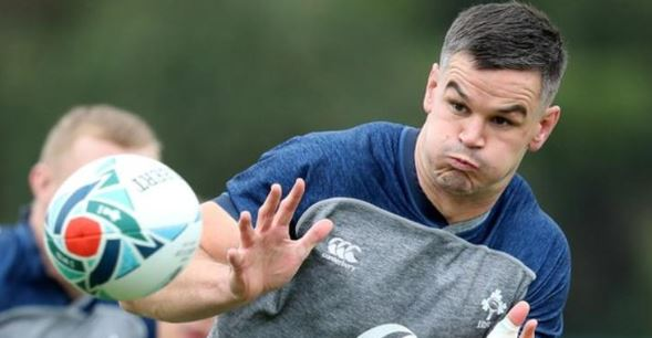 """Ireland fly-half Johnny Sexton says the nature of Ireland's World Cup exit in Japan """"still keeps him awake at night"""".More 👉https://bbc.in/36nbKCM #bbcrugby"""