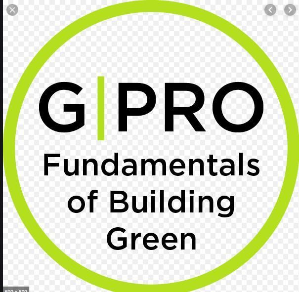 GPRO Fundamentals of #Building Green, January 30, #NYC:  #greenbuilding @GPRO_UGC @UrbanGreen @USGBC #buildings #builders #architecture #construction #engineering #realestate #CRE #healthybuilding #facilities #sustainability #energyefficiency #NY #NewYor