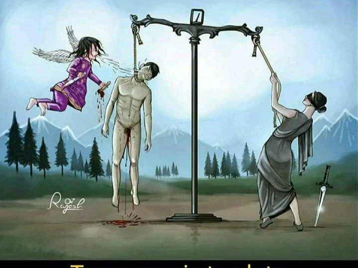 #KangnaRanaut #Nirbhaya Right punishment to RAPIST