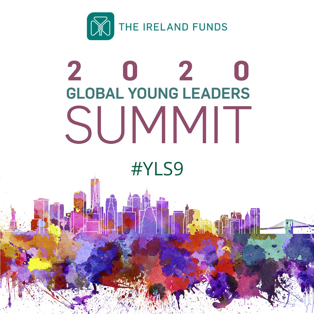 Safe travels to all our friends making their way to #NYC for #YLS9. Supporters from San Francisco to Sydney are gathering for @TheIrelandFunds Young Leaders Global Summit to connect and hear about the impact of their support. The countdown is on!
