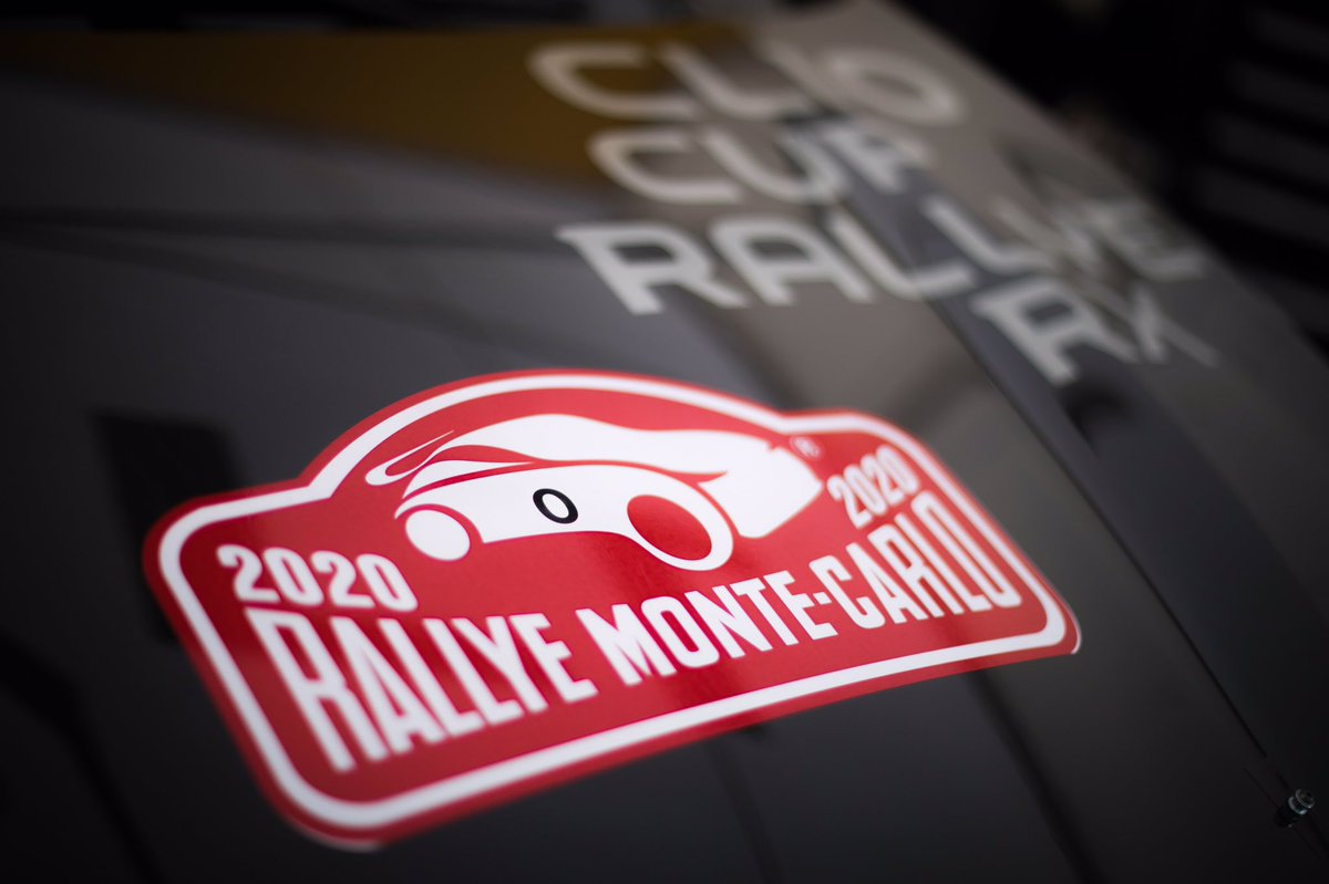 "Équipe de Monte Carlo logo auto voiture autocollant Decal 3/"" 6/"" Ou 8/"" 5/"""