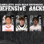 Image for the Tweet beginning: Introducing the 2019-2020 Gino Camilletti