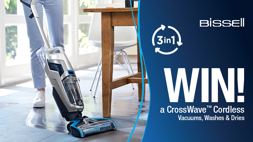 Enter our latest competition to #WIN a @BISSELL_UK CrossWave Cordless Vacuum, Wash & Dry with Cordless Freedom! Simply follow us @HughesDirect & RT  Ends 29/01/20, Ts&Cs apply -  https://www. hughes.co.uk/competition-te rms-and-conditions  … <br>http://pic.twitter.com/q6hnbX3Lvs
