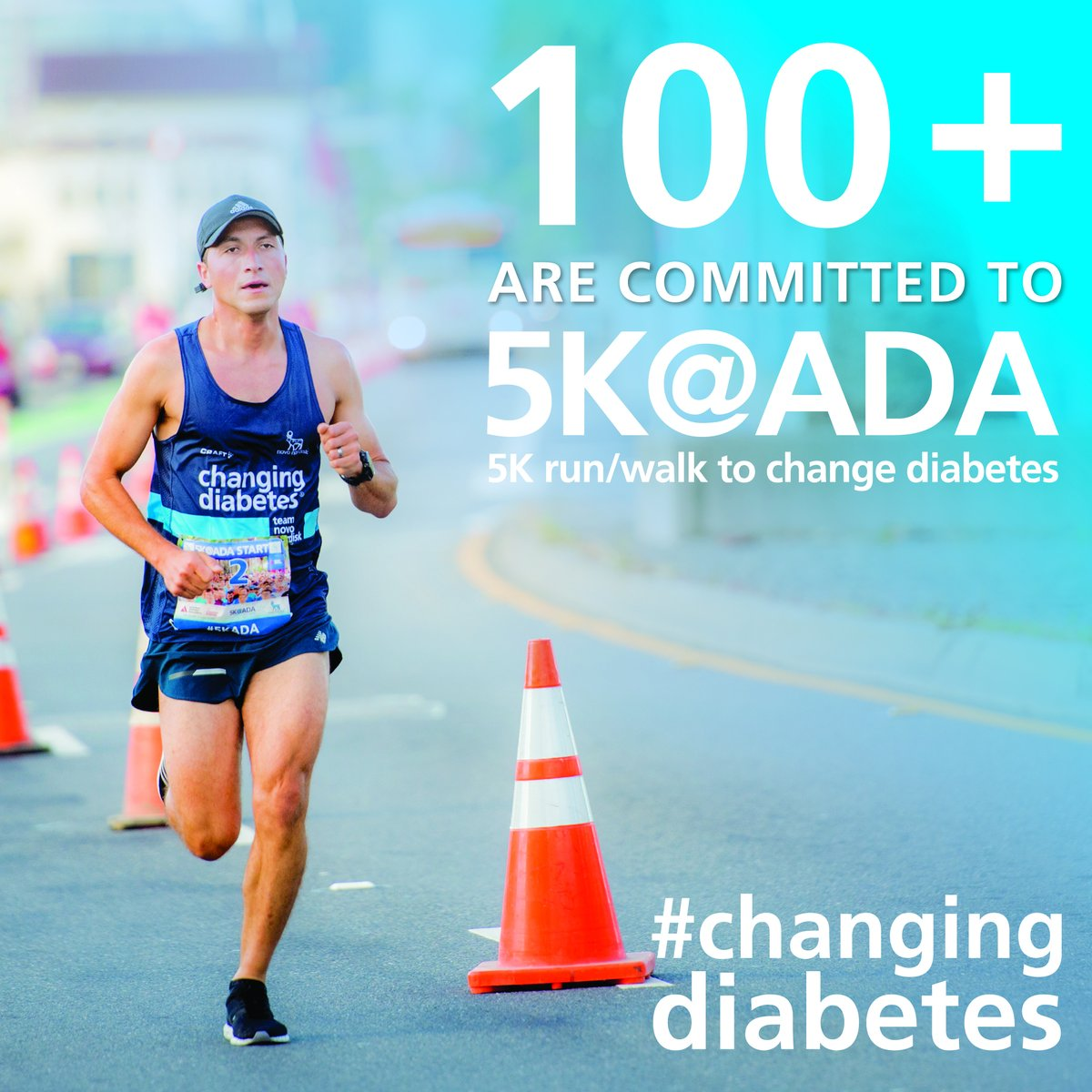 Chicago diabetes run