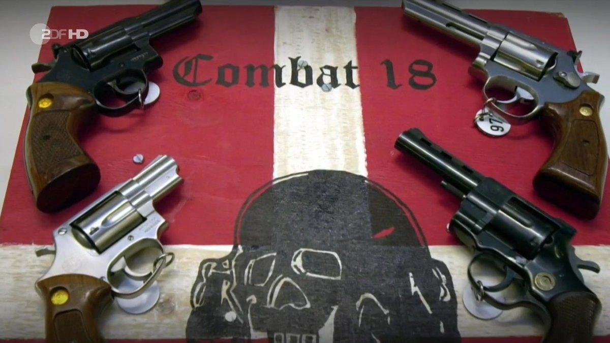 #Combat18