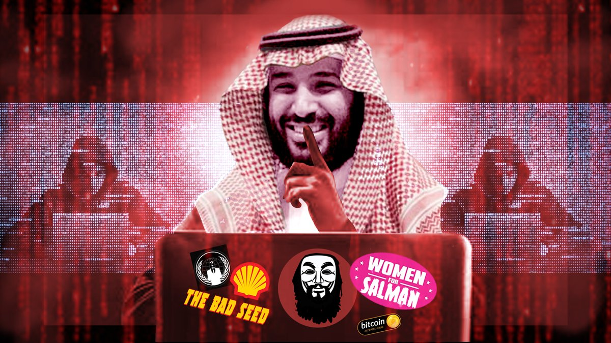 Hacker extraordinaire, in more ways than one. Retweet if you agree. Read the Badseedbook.com 💀🔪💻 #ThursdayThoughts #SaudiArabia #JeffBezos #Khashoggi #TrumpIsALiar #TrumpIsAFascist #Impeachment #TrumpAndFriends #Resist #Resistance #VoteBlue #CyberSecurity