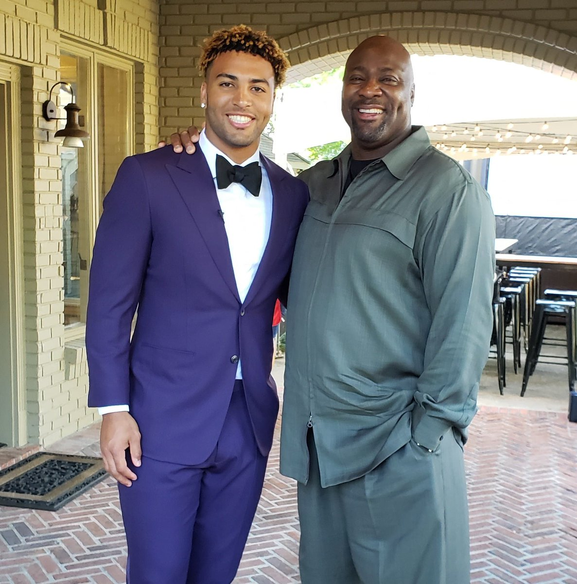 Very proud of Irv 2.0 and all he accomplished this year .#Skol @Vikings #ThrowbackThursday