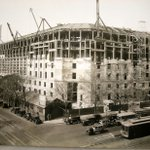#FBF to the 1931-35 construction of the Robert F. Kennedy Building in #WashingtonDC. In 2001, the @TheJusticeDept headquarters building was renamed to honor Robert F. Kennedy, the 64th Attorney General. #DOJHistory #DOJ150 #FedBuildingFridays