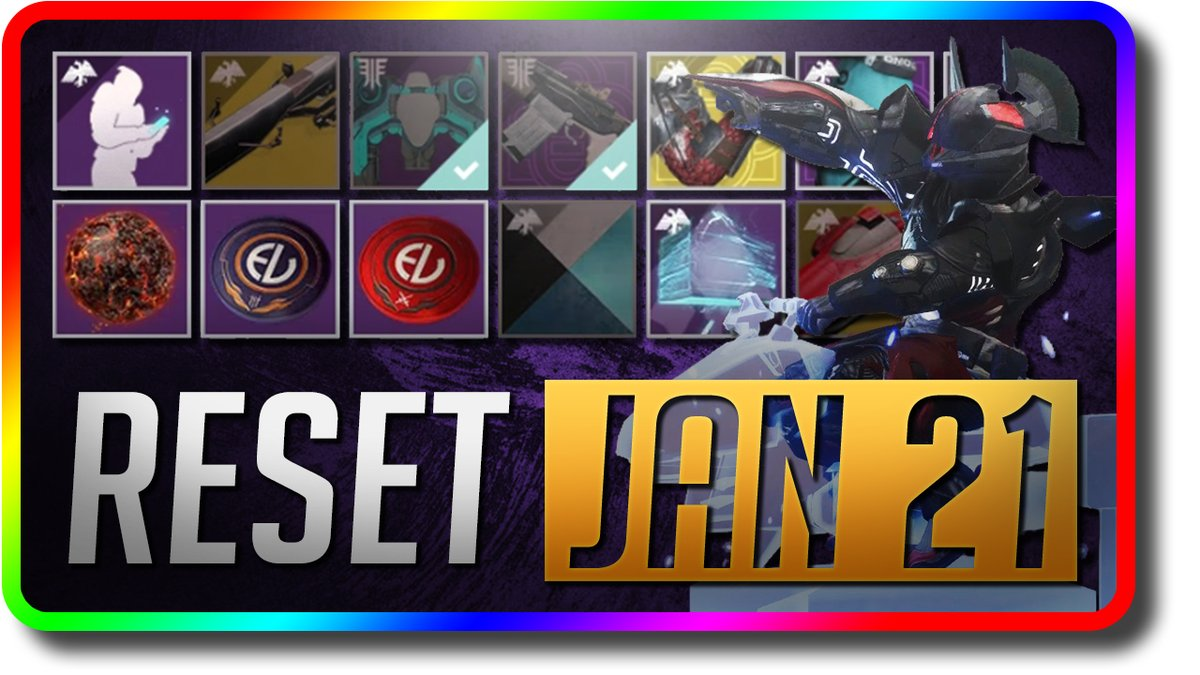 Destiny 2 - Iron Banner & Bastion Exotic Quest Reset (January 21 Season of the Dawn Weekly Reset) https://youtu.be/-5_Jgy1PsH4  . #destiny #destiny2 #shadowkeep #gaming #videogames #bungie #PS4gamer  #gamer #destinythegame #bungiedestiny #hunter #titan #warlock #Destiny2Reset #likepic.twitter.com/SIiP6siJNF