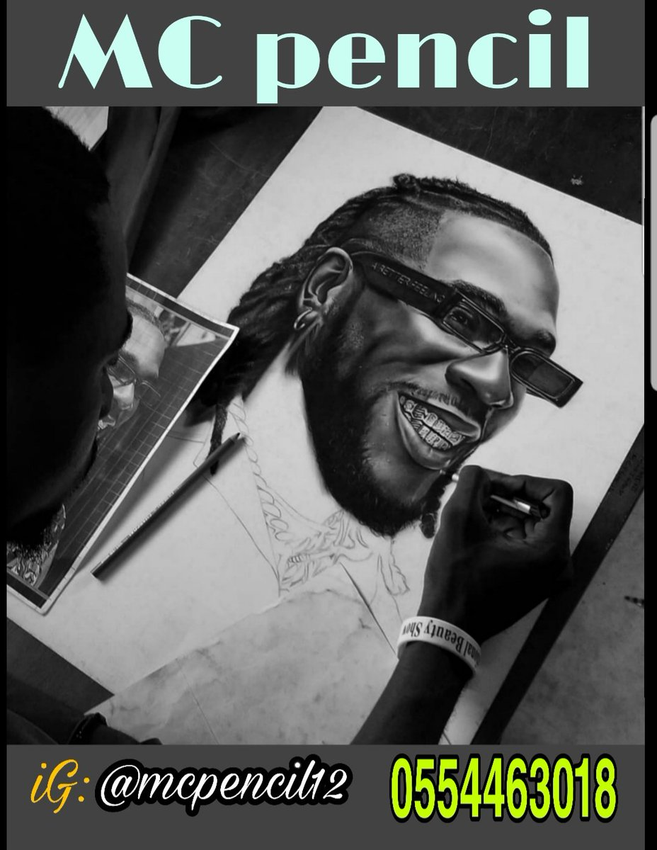 I hope you see this champ @burnaboy  Guys please help me retweet till the African Giant sees it@burnaboy @shattawalegh @Zlatan_Ibile @officialnairam1 @kobby_kyei @xangard pic.twitter.com/ymDt8LsuI9
