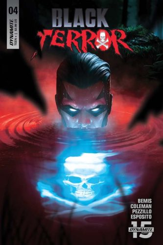 Preview: Black Terror #4 - http://bit.ly/3as1jRX  #BlackTerror #DynamiteEntertainment #MaxBemis #RuairiColeman