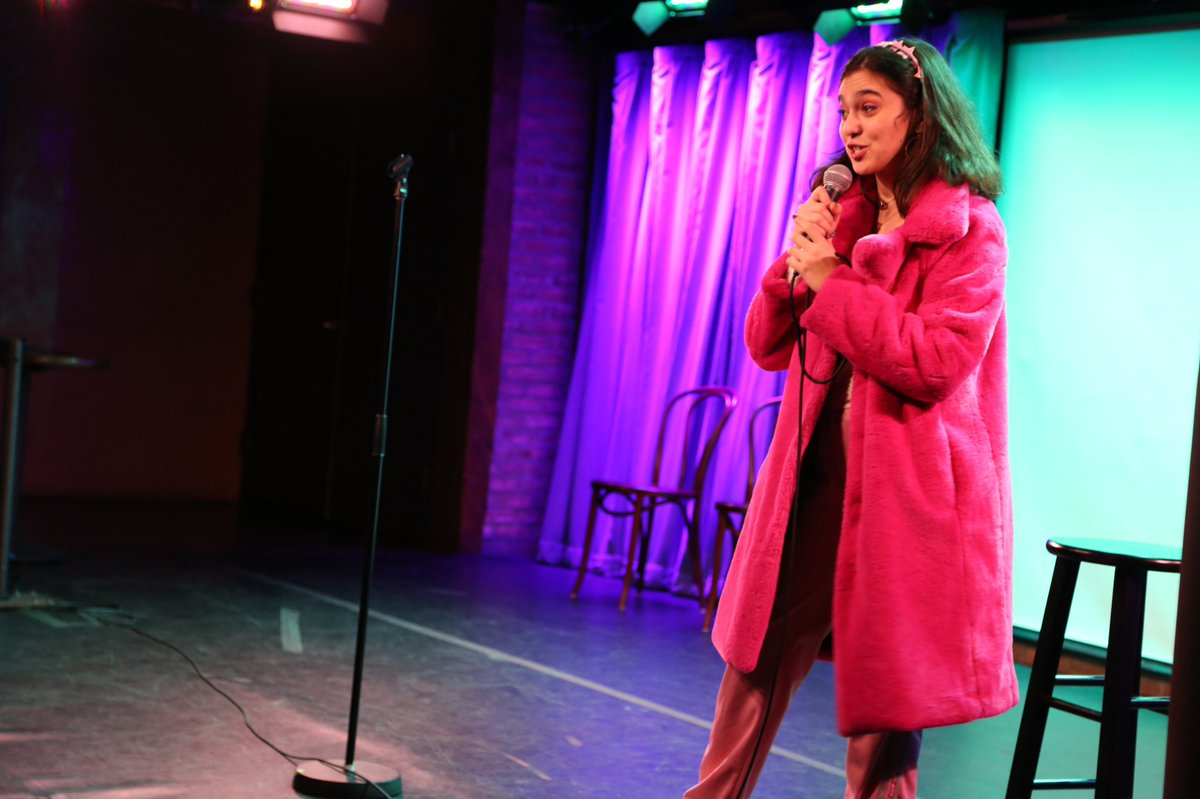 Fun (and laughs) we're definitely had on 1/18 at subculture! WE HOPE YOU HAVE FUN hosted by @RubyKarp