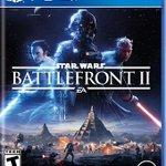 Image for the Tweet beginning: Star Wars Battlefront II for