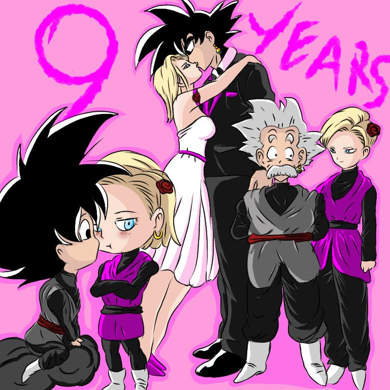Congratulations your 9 year anniversary of your marriage. Here small gift @BlackScapeRose @DragonBallBLK #dragonballxenoverse2 #blacksquad #DragonBall #DragonBallSuper #dragonballheroes #dragonballlegends #anime #AnimeArt #animefan #anniversary #weddingspic.twitter.com/AJYcxnP07p