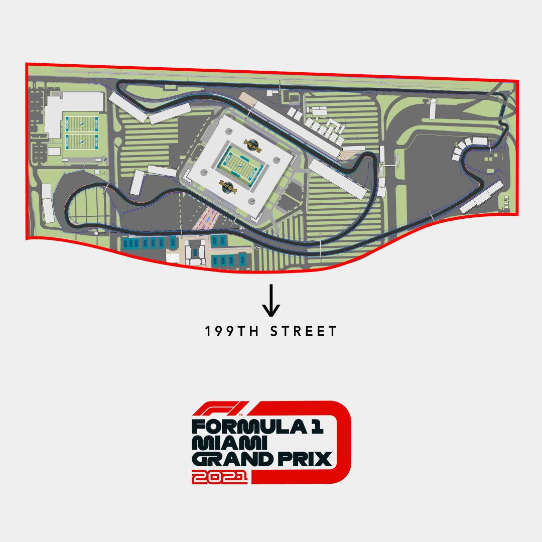 The F1 Miami Grand Prix will showcase Miami-Dade and Miami Gardens to the World.  See new track below - world-class racing w/o using 199th St, and no racing during school hours. We hope the County Commission will support our effort to deliver this huge global event to you!